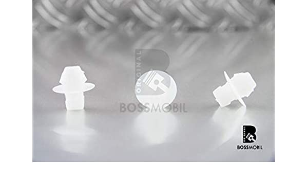 ORIGINALE BOSS mobile SUZUKI GRAND VITARA TOYOTA barre laterali clip di fissaggio