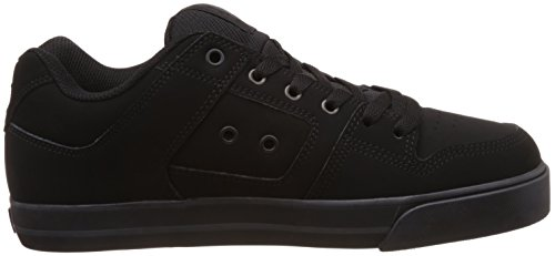 DC PURE Herren Sneakers Schwarz (BLACK/PIRATE BLACK)