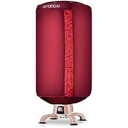 LBHE Secador de Ropa Europeo Moderno del hogar, secador silencioso Redondo del Transporte de Carga 15kg