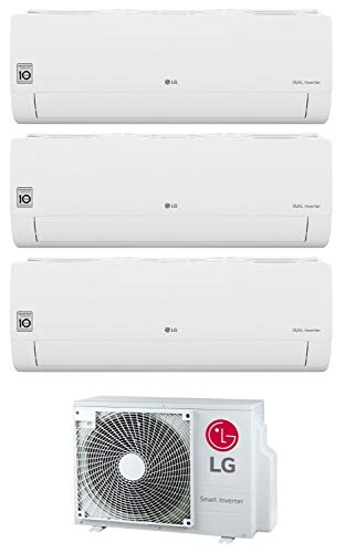 Climatizador Trial Split Inverter 7000 + 9000 + 12000