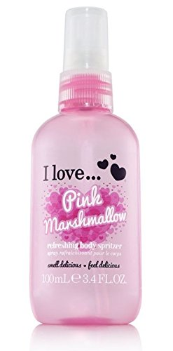 I Love… Pink Marshmallow Refreshing Body Spritzer