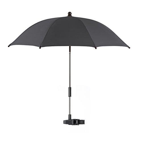 Preisvergleich Produktbild Reer 72152 ShineSafe Kinderwagen-Sonnenschirm, schwarz