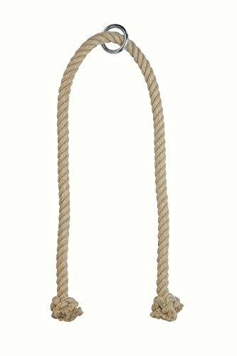 Franziski Sports Trizeps Seil natur 150 cm
