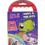Littlest Pet Shop Color-N-Carry ~ Toys &...