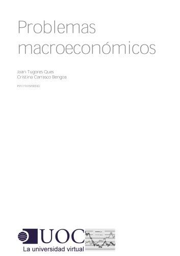 Problemas macroeconómicos por Cristina Carrasco Bengoa