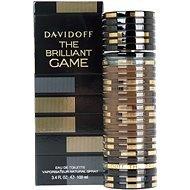 Eau de Toilette for men DAVIDOFF THE GAME BRILLIANT 100 ML