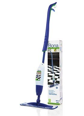 Bona Mop for Stone; Tile and Laminate Floor (Standard Size; Blue)