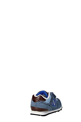 New Balance Nbkg574u2i, Sandales pour bébé se tenant debout garçon Bleu - Blu (Blue)