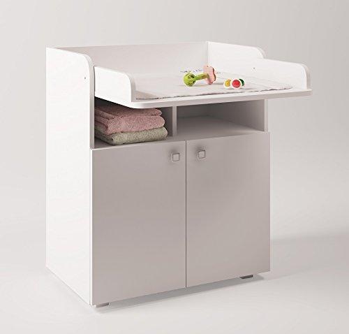 Preisvergleich Produktbild Polini Kinder einfach Collection Schublade, Anzahl 1270, weiß