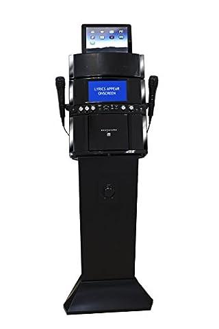 Easy Karaoke EKS808BK Karaoke Machine