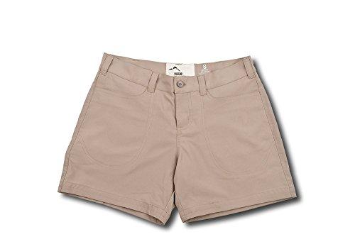 Roscoe Solstice Damen Outdoor Shorts, damen, Riverstone (Wasser Solstice)
