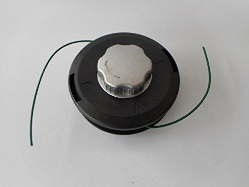 Profi Fadenkopf Fadenspule Mähkopf Motorsense Metall verstärkte Ausführung schnell und einfach wieder aufladbar.