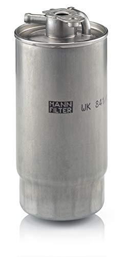 Original MANN-FILTER Kraftstofffilter WK 841/1 - Für PKW (Range Rover Kraftstofffilter)