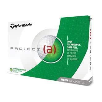 Taylormade projet (A) uréthane GOLF BALLES 1 douzaine blanc...