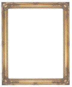 Frames by Post 101,6x 71,1cm Wandspiegel, gerahmt großen Gold gerahmt Moderner Wandspiegel wunderschönen, Antiken Gold Design Shabby Chic über Mantel Big Wandspiegel