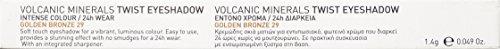 KORRES Volcanic Minerals Twist Eyeshadow, Golden Bronze 14 ml