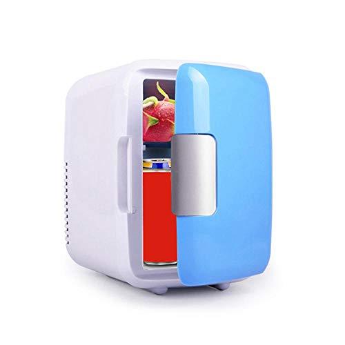 leegoal Mini-Kühlschränke 4L klein Kühlschrank für Catering, Büro, Hotel oder zu Hause(Blue) (Langlauf-wasser-flasche)