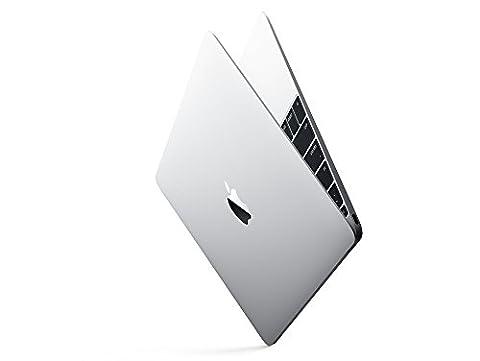 Apple MacBook Retina MF855D/A 30,4 cm (12 Zoll) Notebook (Intel Core M, 1,1GHz, 8GB RAM, 256GB SSD, Intel HD 5300, Mac OS) (Apple 12)