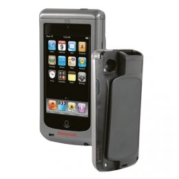 Honeywell Captuvo SL22 for Apple iPod touch 5G, 2D, HD, Kit (USB), erw. Akku, weiß -