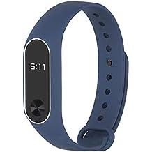 ... decathlon reloj inteligente deportivo ... Pulsera para Xiaomi 2, ☀️Modaworld Reemplazo de Pulsera de muñequera de Correa de Silicona