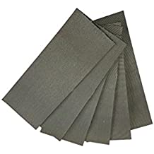 a9ef581967 Anti-Rutsch-Pads aus Gummi selbstklebend (10 Stück) 25cm x 10cm,