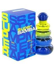 Samba Super POUR HOMME par Perfumer's Workshop - 100 ml Eau de Toilette Vaporisateur