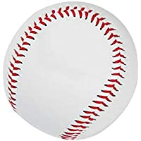 Delicacydex Universal 9# Tipo Duro niños Deportes PVC Superior de Goma Pelotas de béisbol Interior del Equipo de Entrenamiento Juego Bolas de béisbol
