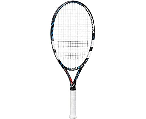 Pure Drive 25 Junior Tennis Racket, Blue, One Size