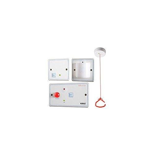 Robus RDPTA-01 Behinderten WC WC Notfall Alarm System Full Kit