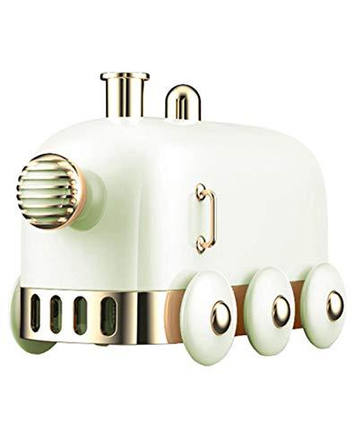 Shenhai Humidificador de Tren pequeño Humidificador Retro Humidificador pequeño Humidificador ultrasónico Humidificador de Vapor Grande Código de Green_Average