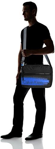 Calvin Klein - COOPER MESSENGER, Borse da uomo Black