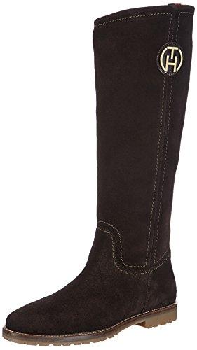 cbe464cd Tommy Hilfiger Women's Wera 21B Boots FW56818165 Coffee Bean 6 UK, 39 EU:  Amazon.co.uk: Shoes & Bags