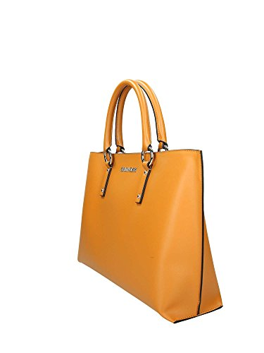 Armani - Borsa Shopping, Borse a spalla Donna Arancio