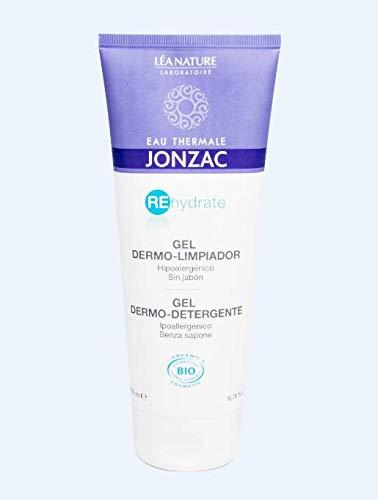 LÉA NATURE Jonzac Rehydrate gel dermo-limpiador 200 ml