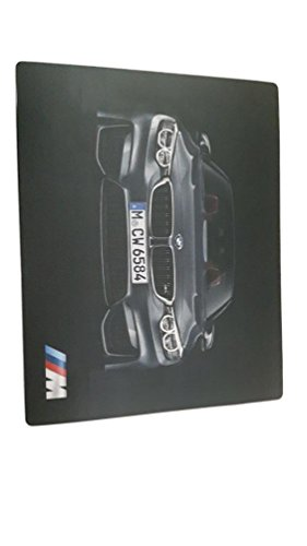 Price comparison product image BMW New Genuine M Mouse Pad Mat 80282410920