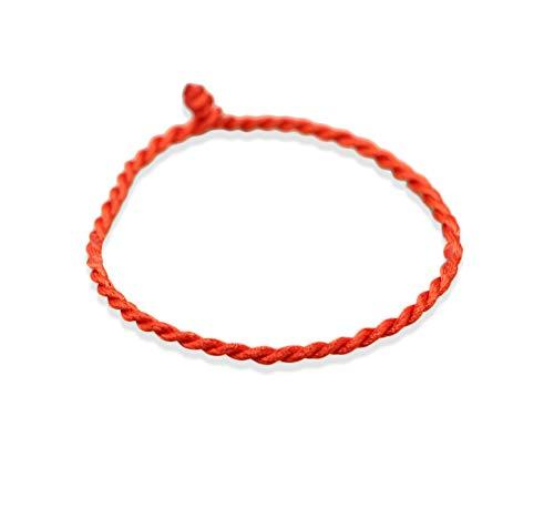 Armband Armband Roten Faden Seil Charme Frauen Perlen Einfach Handgemacht Für Männer Liebhaber Modeschmuck Geschenk Versorgung -