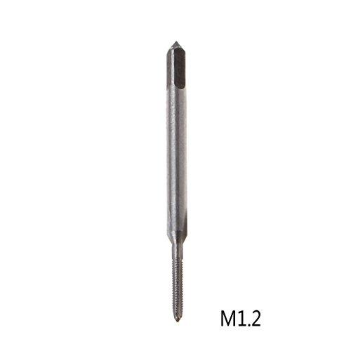 Besttse M1-M3.5 Schraubgewindegewindegewindebohrer Mini HSS HSS HSS Metrischer Maschinenstecker