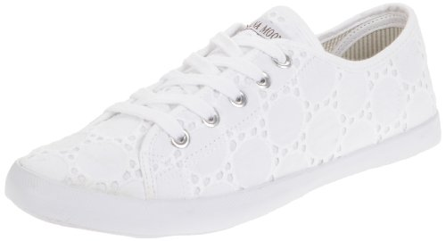 Banana Moon Oldham, Baskets mode femme Blanc