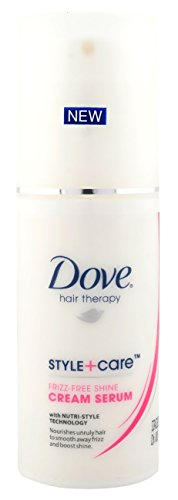 Dove Hair Therapy Style + Care Frizz - Free Shine...