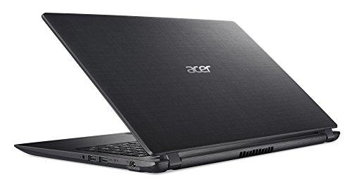 Acer Aspire 3 A315-51-39WQ 39,62 cm (15,6 Zoll, Full-HD, matt) Notebook (Intel Core i3-6006U, 4GB RAM, 128GB SSD, 1000GB HDD, Intel HD, Win 10) schwarz