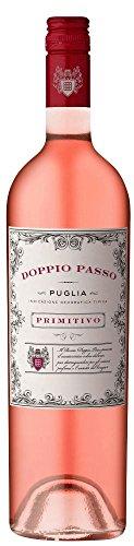 Doppio Passo Rosato IGT Puglia 2016 - CVCB | halbtrockener Roséwein | italienischer Sommerwein aus...