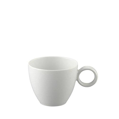 Thomas Vario Pure Weiß Kaffee Obertasse Kaffeetasse 0,22-ltr. (1 Stück)