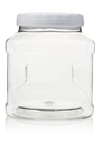 Pfeil Home Produkte 73801stapelbar Stor Keeper, 80-ounce 80OZ, klar - Stor-keeper