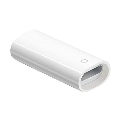 Preisvergleich Produktbild HoganeyVan Tragbare Größe Reise Mini Bleistift Ladegerät f / f Ladeadapter geeignet für Apple-Kabel iPad Pro iPencil