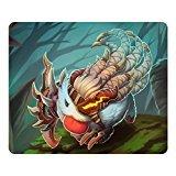 Creative Design Maus Pad Rechteck Mauspad Gaming Mousepad Rengar League of Legends Poro Champion Rechteck rutschfeste Mauspad wasserabweisend länglichen Gaming Maus Pads