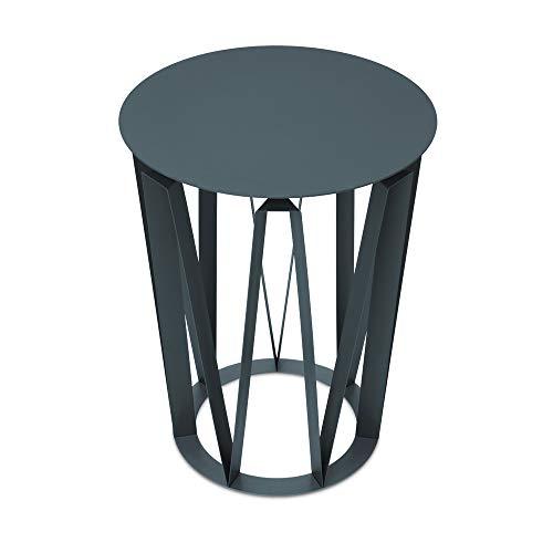 Presse Citron Table d'appoint Arlette 37.5x48cm Granit