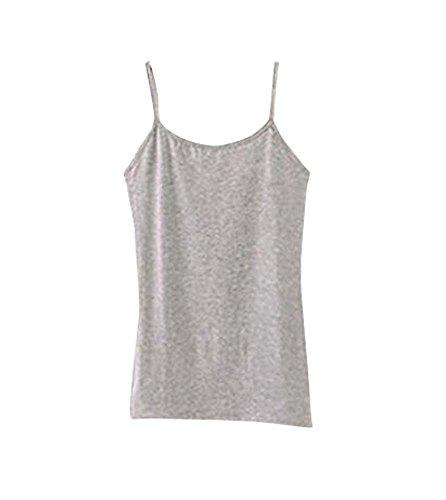 Frauen Tops Super Soft Camisole Grau