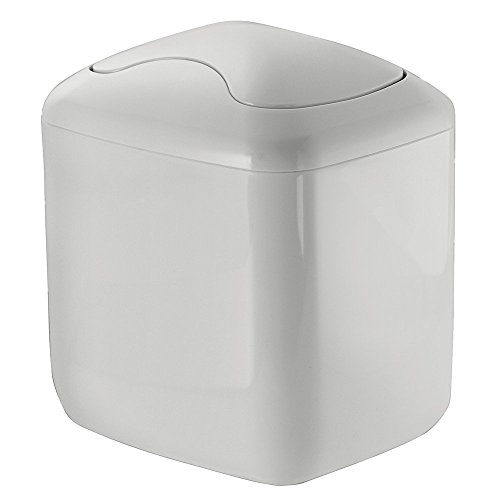 Pattumiera Bagno Box di mDesign