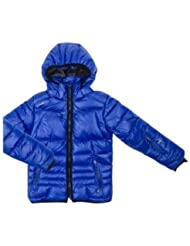 Peak Mountain - Chaqueta niña 3/8 años FALPINE-azul-6 años