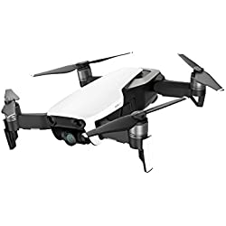 DJI Mavic Air Fly More Combo - Dron con cámara para Grabar Videos 4K a 100 MB/s y Fotos HDR, 8 GB de Almacenamiento intero - Blanco